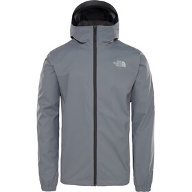 The North Face Quest Jacket Men mid grey black heather